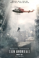 San Andreas - Affiche