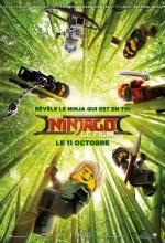 Lego Ninjago : Le Film - Affiche