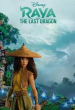 Raya and the Last Dragon - Affiche