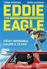 Eddie The Eagle - Affiche