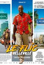 Le Flic de Belleville - Affiche