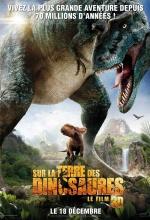 Sur la Terre des dinosaures-Le film 3D - Affiche
