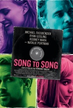 Song to Song - Affiche