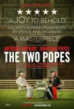 Les deux Papes - Affiche