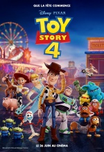 Toy Story 4 - Affiche