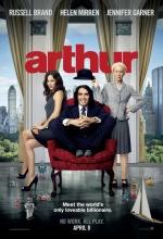 Arthur, un amour de milliardaire - Affiche