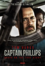 Capitaine Phillips - Affiche