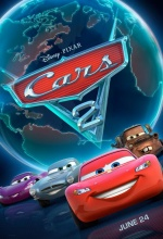 Cars 2 - Affiche