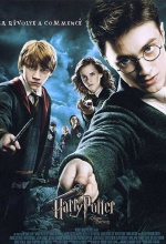 Harry Potter et l'Ordre du Phenix - Affiche