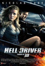 Hell Driver - Affiche