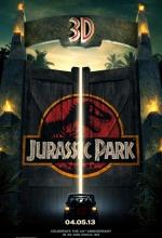 Jurassic Park - Affiche