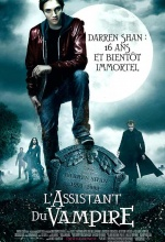 L'assistant du vampire - Affiche