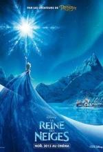 La reine des neiges - Affiche