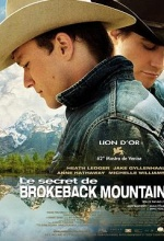 Le Secret de Brokeback Mountain  - Affiche