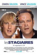 Les stagiaires - Affiche FR