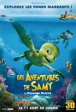 Le Voyage extraordinaire de Samy - Affiche