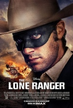 Lone Ranger - Affiche