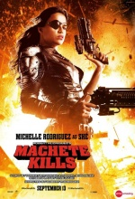 Machete Kills - Affiche