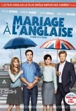 Mariage à l'anglaise Affiche FR