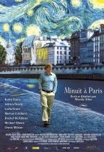 Minuit à Paris - Affiche