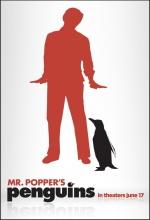 Mr. Popper et ses Pingouins - Affiche