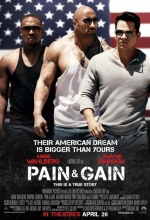 No Pain No Gain - Affiche