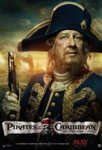 Pirates des Caraïbes : La Fontaine de Jouvence - Affiche