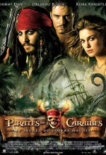 Pirates des Caraibes  : le Secret du Coffre Maudit - Affiche