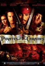 Pirates des Caraïbes : la Malédiction du Black Pearl - Affiche