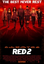 Red 2 - Affiche