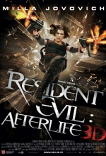 Resident Evil : Afterlife - Affiche