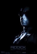 Riddick - Affiche