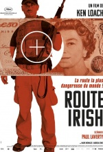 Route Irish - Affiche