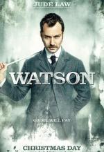 Sherlock Holmes - Affiche