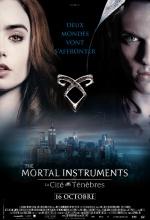The Mortal Instruments : La Cité des ténèbres - Affiche