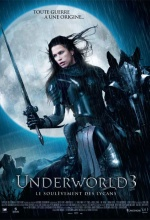 Underworld 3 : Le soulevement des Lycans - Affiche