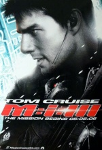 Mission: Impossible III  - Affiche