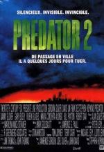 Predator 2 - Affiche