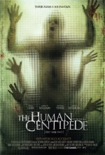 The Human Centipede (First Sequence) - Affiche