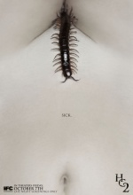The Human Centipede II (Full Sequence) - Affiche