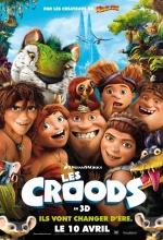 Les Croods - Affiche Teaser Fr