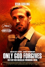 Only God Forgives  - Affiche