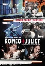 Romeo + Juliette  - Affiche