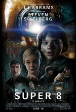 Super 8 - Affiche