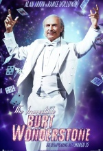 L'incroyable  Burt Wonderstone  - Affiche