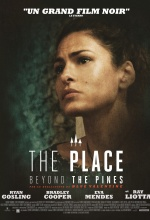 The place beyond the pines - Affiche