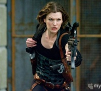 Resident Evil : Afterlife- Photo