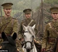 Cheval de Guerre- Photo